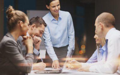 ¿Eres un buen directivo? Debes saber delegar.